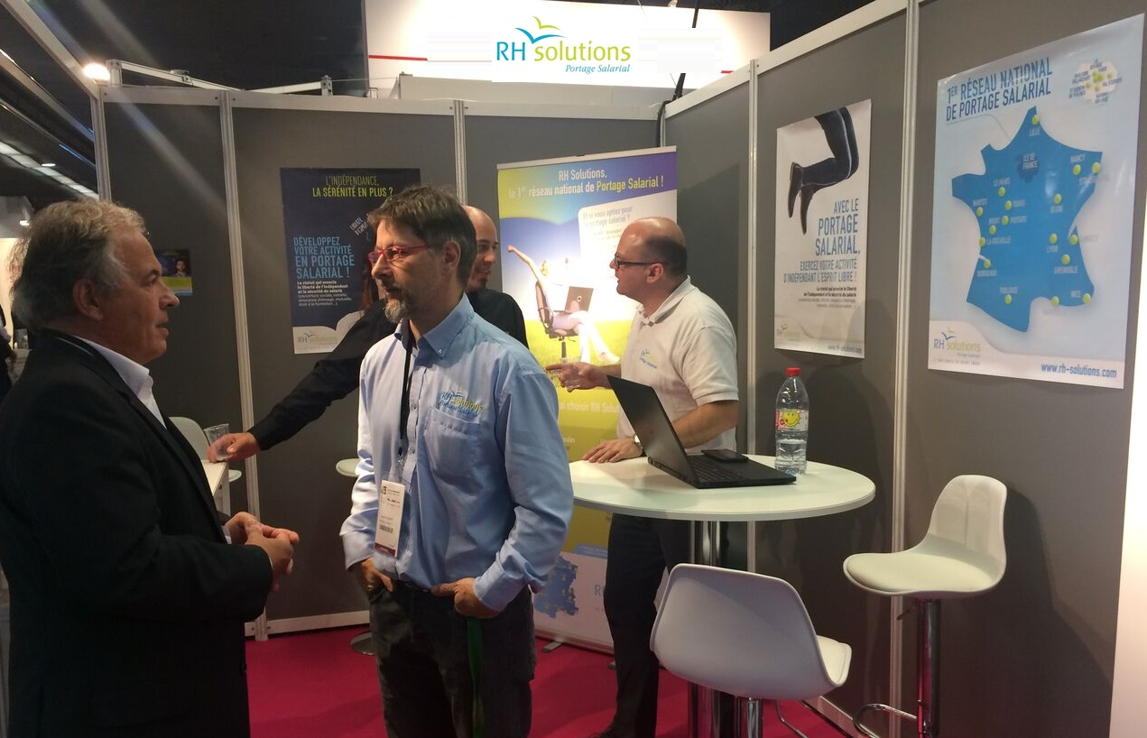 Le salon de l 39 entrerpise sem paris 2017 avec rh solutions for Salon de paris 2017