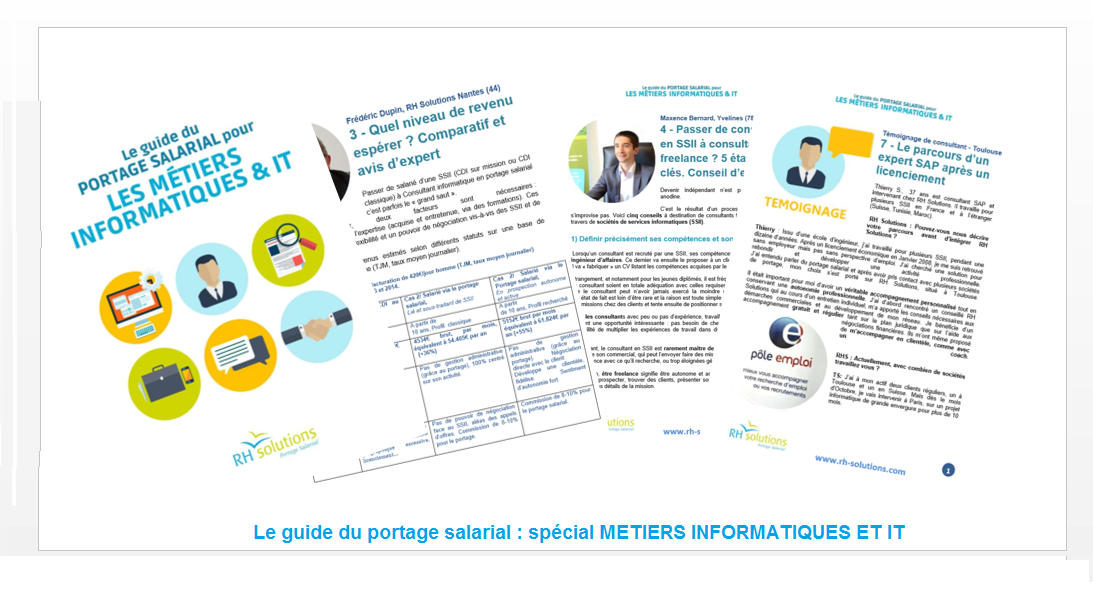 LE  GUIDE PORTAGE ET IT