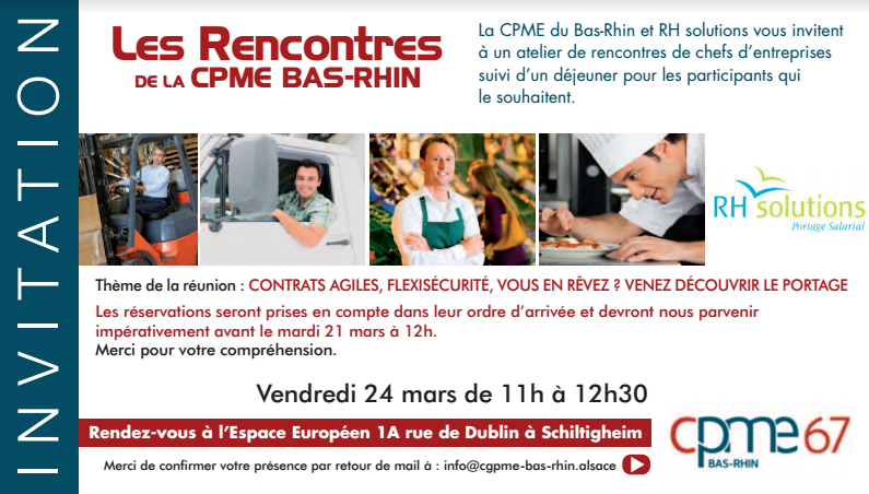 CPME RH SOLUTIONS ALSACE