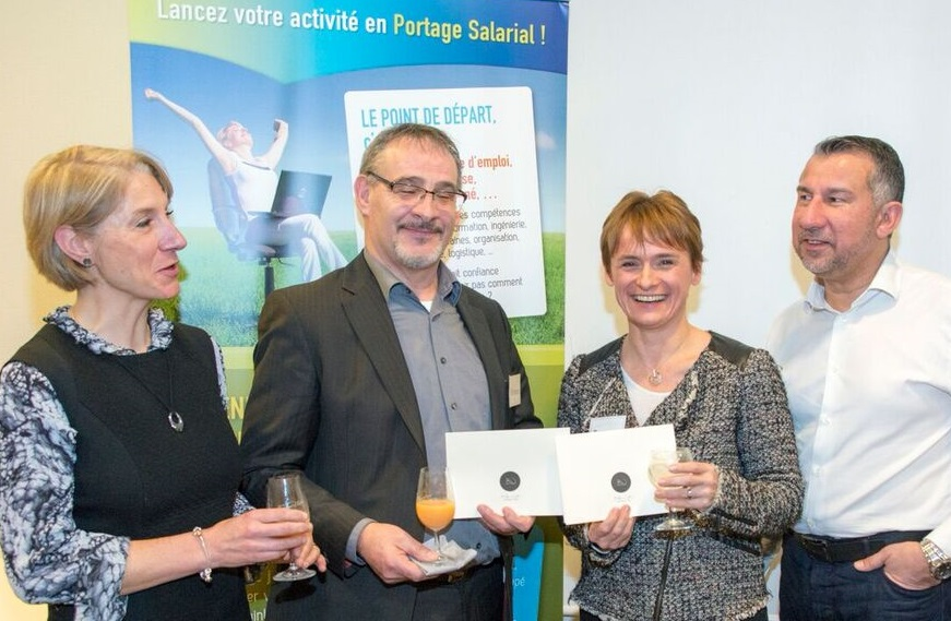 SOIREE RESEAU ET FORMATION PORTAGE SALARIAL STRASBOURG